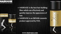 Hair Thickening Products In Mumbai | Hair Filling Powder In India