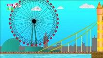 London Bridge Is Falling Down | London Bridge Is Falling Down Nursery Rhymes With Lyrics