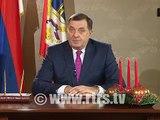 Novogodišnja čestitka predsjednika Srpske