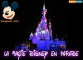 Spectacle nocturne Disneyland Paris La Magie Disney en parade - Disney Magic on Parade