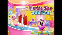 Barbie Spa With Ken - Fun Kids Games for Girls