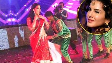 Sunny Leone Hot Performace On Laila O Laila In Kolkata VIDEO | Raees