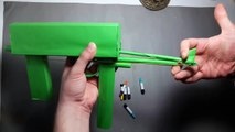How to make Foam Toy Weapons for Kids - Simple and Easy