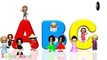 Alphabet songs 2015 | Phonics Songs 2015 | ABC Song for