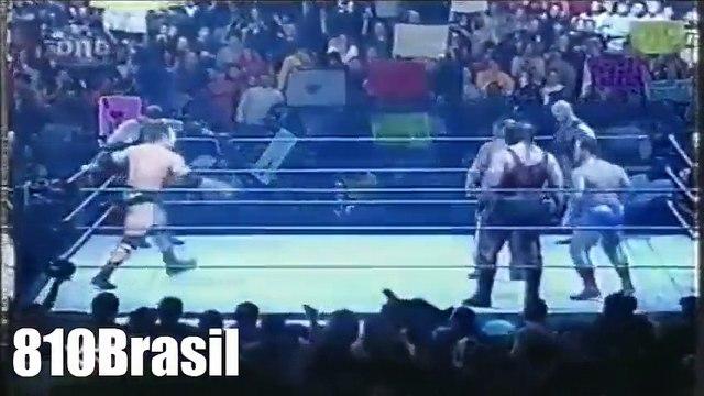 Undertaker vs Kane WWF Championship Match (Stone Cold Guest