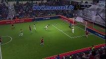 Maç Özeti | 4 Büyükler Salon Turnuvası | Fenerbahçe 9 - Trabzonspor 3 | (13.01.2016) | www.macozeti.tv