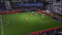 Maç Özeti | 4 Büyükler Salon Turnuvası | Galatasaray 7 - Beşiktaş 6 | (13.01.2016) | www.macozeti.tv