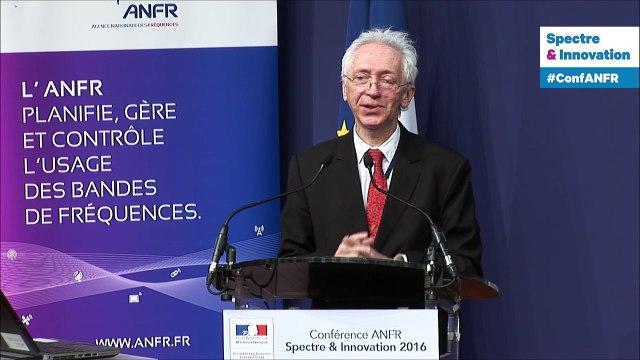 Conférence Spectre & Innovation 2016 - Partie 1