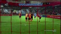 Galatasaray-Trabzonspor maç özeti (4 Büyükler Salon Turnuvası) | www.macozeti.tv