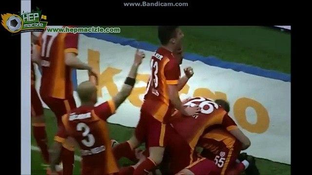 Galatasaray - Beşiktaş 2-0 Maç Özeti 24 Mayıs 2015 | www.hepmacizle.com