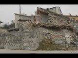 Norcia (PG) - Terremoto, svuotamento frigorifero a Castelluccio (03.01.17)