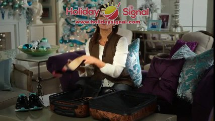 Lisa Robertson' s Best Holiday Travel Packing Tips   www.holidaysignal.com