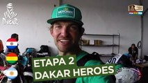Etapa 2 - Dakar Heroes - Dakar 2017