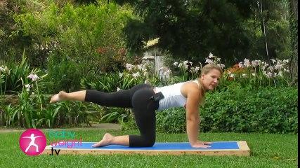 Safe Exercises After A Cesarean  4-6 Weeks Post-Op 2 (Full Video)