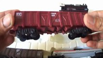 Rail King Classic Train! toy Trains for KIds with Dinosaur