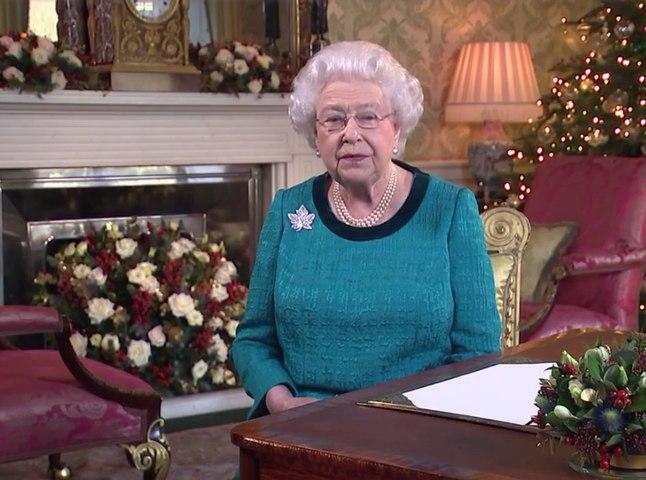 Elizabeth II présente ses vœux… en français !