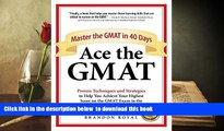 [PDF]  Ace the GMAT: Master the GMAT in 40 Days Brandon Royal For Kindle