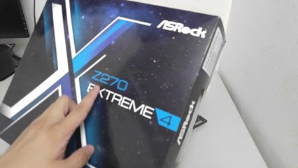 ASRock Z270 Extreme4 Motherboard Unboxing and Overview