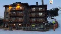 Andorre: Grau-Roig neige soir - Andorra Snow TV