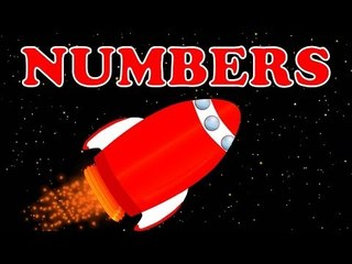 Rocket numbers   Learn numbers from 1 to 10