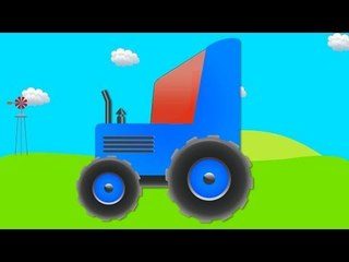 Kids channel Tractor