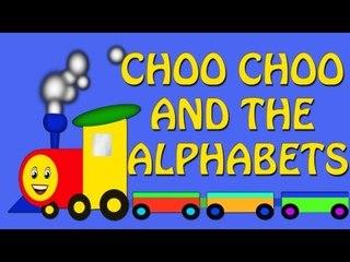 ChuChu ABC Train   Children's Songs TV   Kids Videos