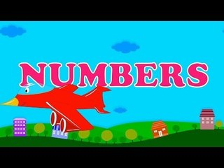 Number Plane   Learn numbers from 1 to 10
