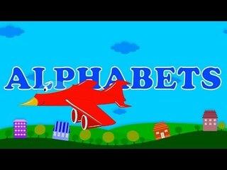 Alphabet Plane    Learn the alphabets