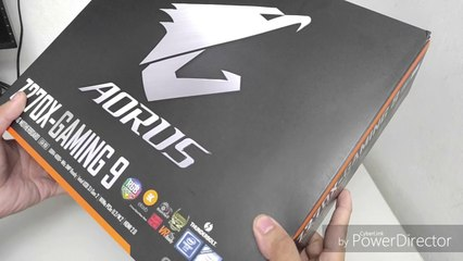 GIGABYTE AORUS Z270X GAMING 9 Motherboard Unboxing and Overview