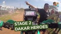 Stage 2 - Dakar Heroes - Dakar 2017