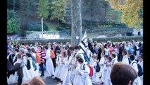 Participation au pélé des servants d'autel à Lourdes en octobre 2016