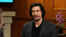 Adam Driver previews 'Star Wars: VII'