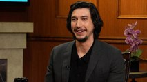 Adam Driver on being directed by Martin Scorsese
