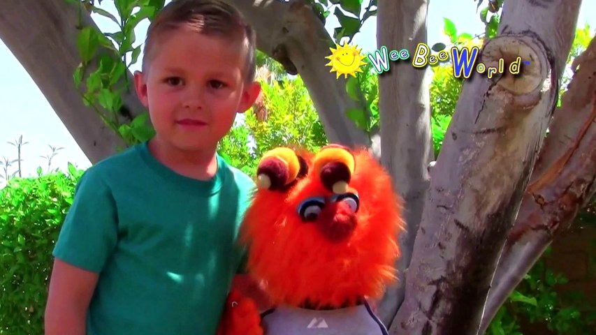 Count to 30 with Bryon - For Toddlers and Preschool Children