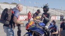 Michael Gilbert: There's a Reason Why I Race Motorcycles