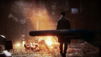 The Darkness Within Trailer de Vampyr