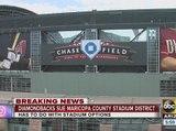 Diamondbacks file lawsuit against Maricopa County over stadium dispute