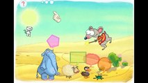 Toopy and Binoo in English for Kids Game - Toopy, Binoo, Patch-Patch!