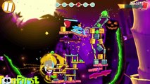 Angry Brids 2: New Update Halloween Special Stages