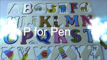 Kids Learn The Alphabet With Fun Letter Guessing   CHILDREN LEARN ABC - PUZZLE ALPHABET