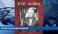 Download [PDF]  Eve Arden: A Chronicle of All Film, Television, Radio and Stage Performances David
