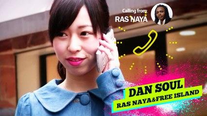 "Video News Spin-off#34 RAS NAYA & FREE ISLAND ""DAN SOUL"""