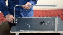 Hot Wire Foam Cutter-Installing-yoki@torchtrade.com