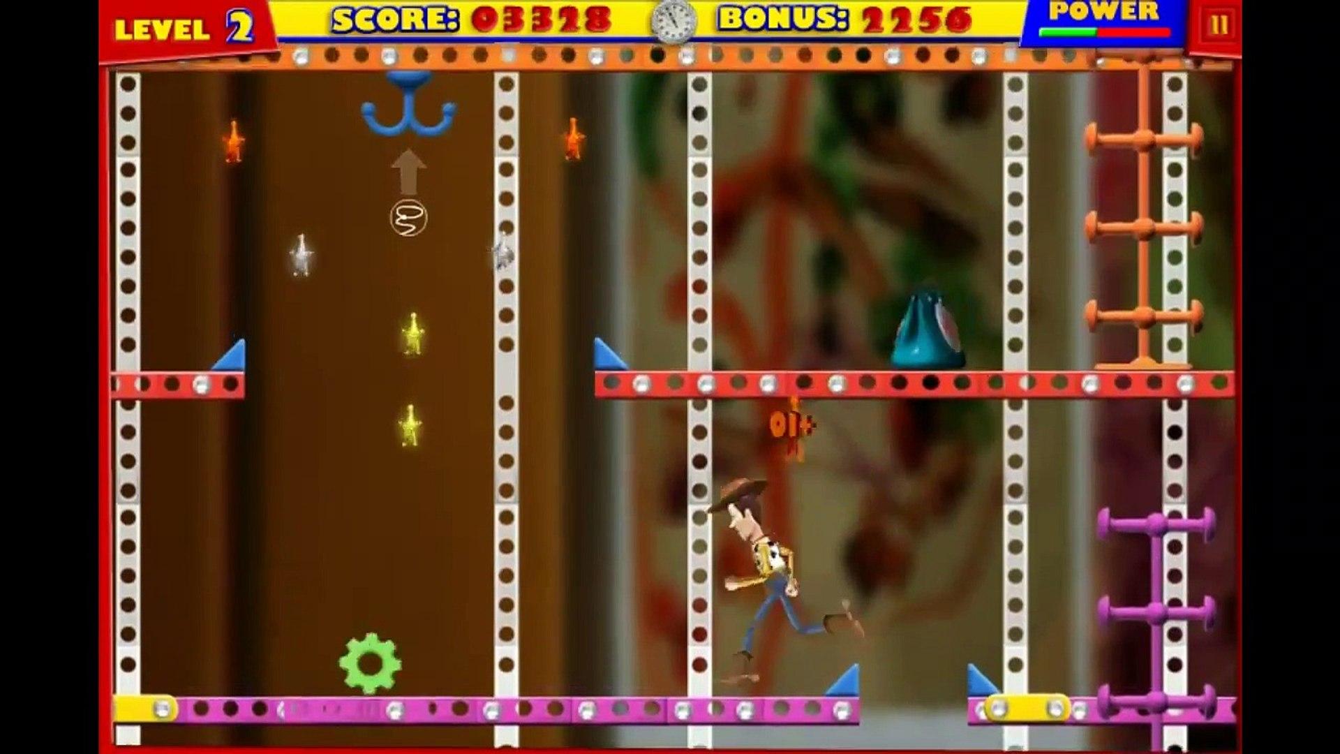 Toy Story Woodys Wild Adventure Game - Toy Story Movie Series - Disney Pixar Animation