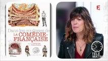 Coulisses - Dans les coulisses de la Comédie-Française….