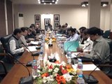 Sindh Chief Minister Syed Murad Ali Shah chairs meeting on Health Department and Works & Services Department.