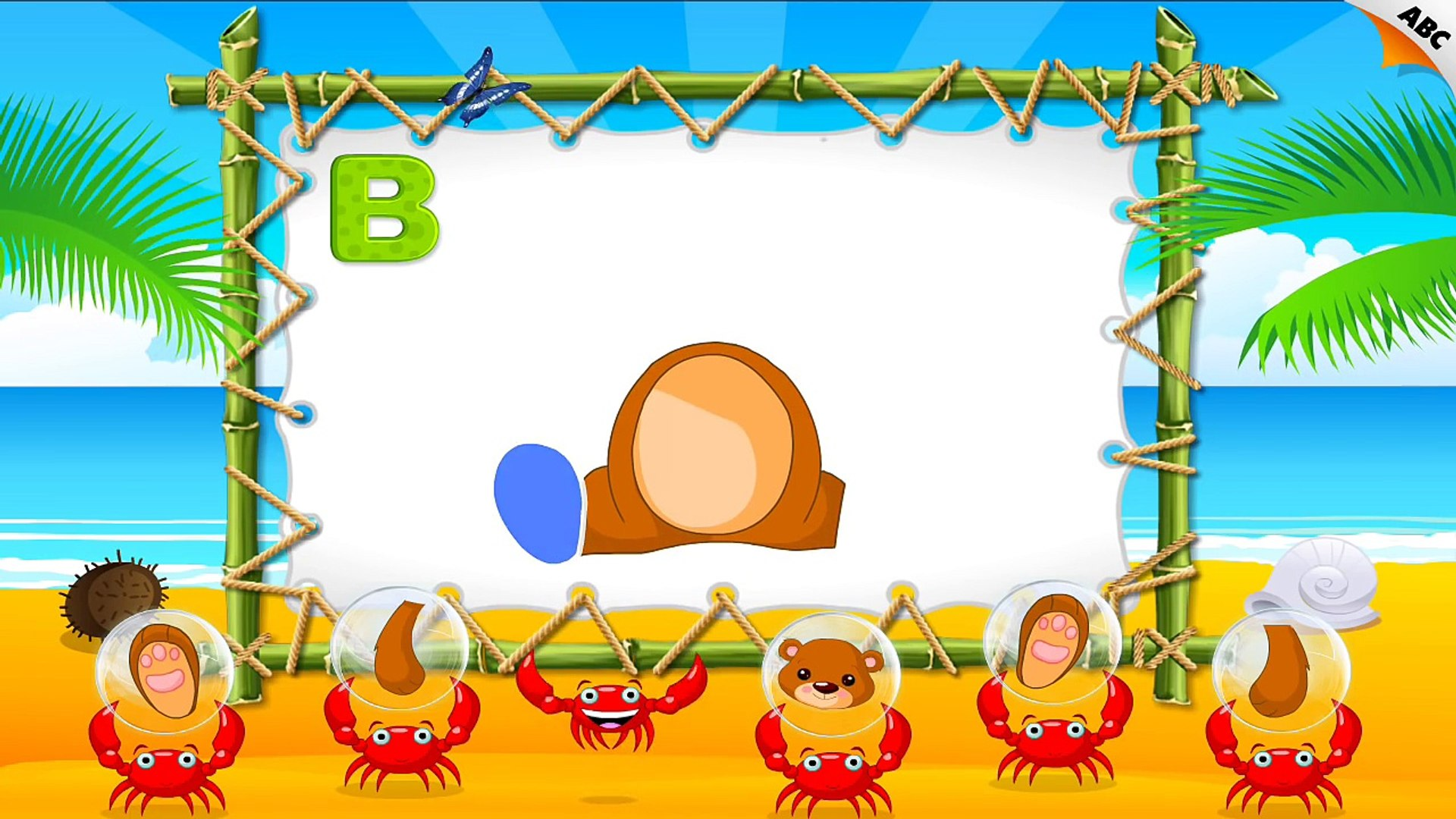 Kids learning, Kids Alphabet Aquarium School by CFC s.r.o. education games for children and toddlers