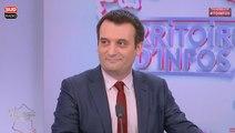 Florian Philippot - Territoires d'infos (04/01/2017)