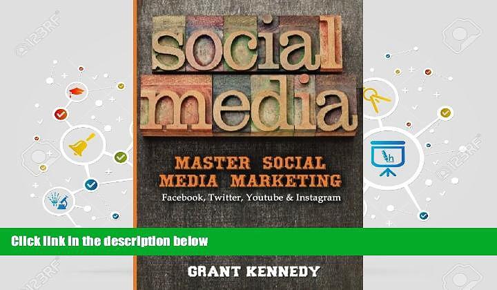 Download  Social Media: Master Social Media Marketing – Facebook, Twitter, YouTube   Instagram