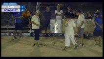 International à pétanque de la Ville d'Ajaccio juillet 2016 : 16ème DATH vs BONVARLET